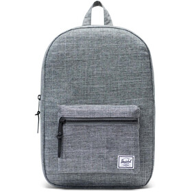 Herschel Settlement Mid-Volume Backpack raven crosshatch